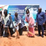 Savannah Region to benefit from the Nationwide construction of solid waste treatment facility