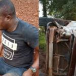 Deputy NDC Treasurer escapes death
