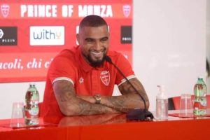 English side Norwich, Udinese of Italy chasing journeyman Kevin-Prince  Boateng