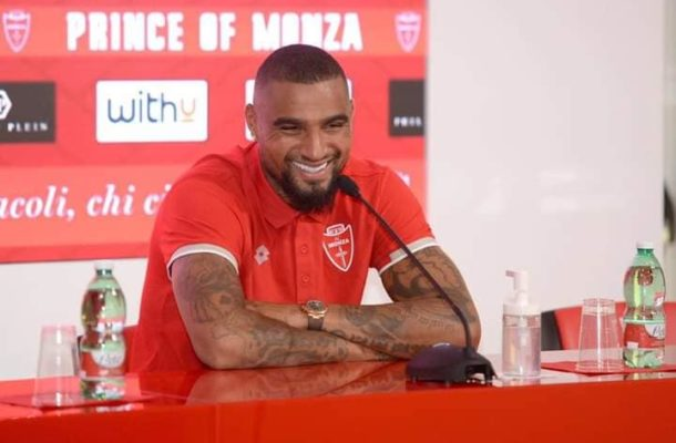 Defiant KP Boateng not giving up on Monza's qualification hopes