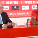 I couldn't turn down Berlusconi and Galliani - New Monza signing K.P Boateng