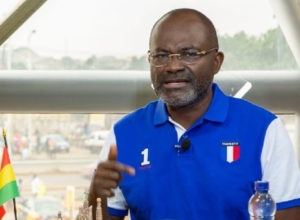 Kennedy Agyapong declares war on man behind $40,000 bribery video