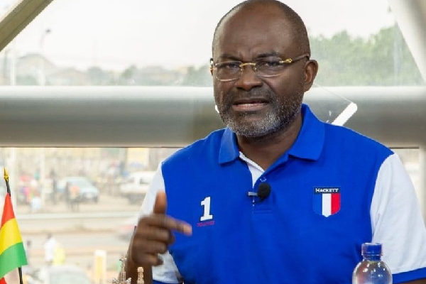 Kennedy Agyapong gives Ghana Police one week to name killers of Ahmed Suale, threatens to spill names