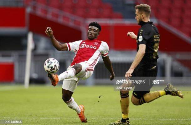 VIDEO: Watch Mohammed Kudus first goal for Ajax against Heerenveen