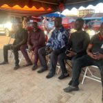GFA mourns with late Kwasi Owusu's family at one week observation