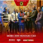 MOBA 2001 salutes Kotoko CEO Nana Yaw Amponsah