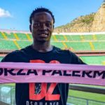 Moses Odjer's Palermo in need of midfield enforcement