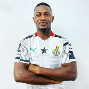 PHOTOS & VIDEOS: GFA unveils newly designed Black Stars jerseys