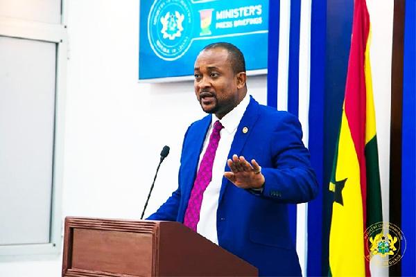 I am surprised and saddened by Amidu's resignation – Pius Hadzide