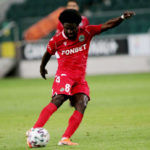 Ernest Asante scores for Omonia Nicosia in big win