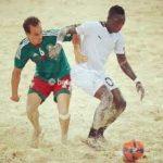 Ghana ranked 95th in latest Beach Soccer World rankings