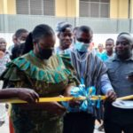 Ama Dokua commissions new classroom block for Akropong School For The Blind
