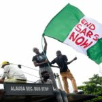 Nigeria fines TV stations for covering protests against police brutality