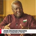 I anticipate chaos on election day – Mahama