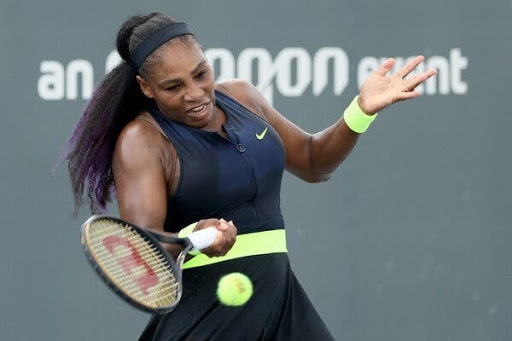 Serena Williams – Tennis Player and winner of 4 Olympic Gold Medals.