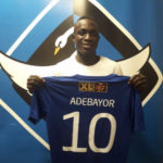 OFFICIAL: HB Køge completes signing ofInter Allies forward Victorien Adebayor