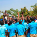 'We also want to hear from you' – Students block Bawumia to address them