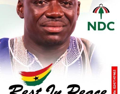 NDC secretary passes on