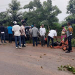 Four injured in an accident on the Koforidua-Mamfe road