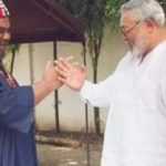 Nollywood actor Pete Edochie mourns JJ Rawlings