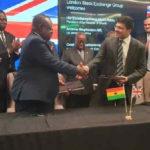 London Stock Exchange partners GSE to grow Ghana's stock market