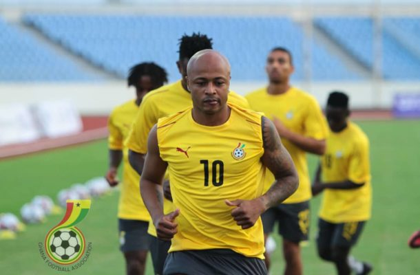 Andre Ayew snubbed English Premier League teams before signing for Al-Sadd
