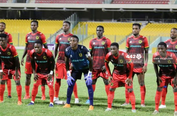Five Kotoko players who tested positive for COVID-19 in Sudan all test negative
