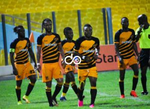 VIDEO: Watch highlights of Ashgold's 1-0 win over Hearts of Oak