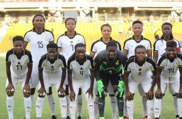 AWCON 2022 Qualifiers: Black Queens to face Nigeria in preliminary round