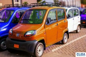 Government unveils quadricycles for okada riders, others