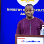 GHS Director-General calls on public to help sustain Covid-19 gains