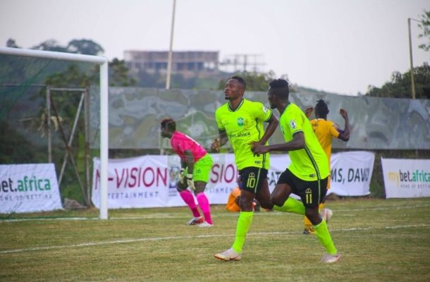 MATCH REPORT: Dreams FC tame Medeama with late winner