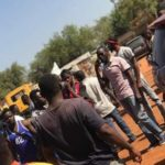 Tension in Lawra as NPP youth seize party chairman's vehicle