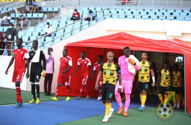 VIDEO: Watch highlights of Ghana's two nil win over Sudan in AFCON qualifier