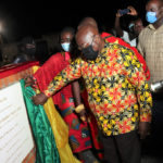 President Akufo-Addo commissions 3G Voice/Data site at Atwereboana
