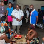 Election 2020: Top government officials on a one-on-one campaign in Koforidua