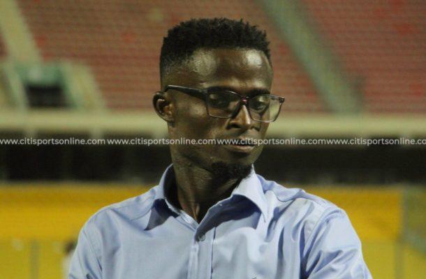 Ignatius Osei Fosu close to taking vacant Medeama coaching role