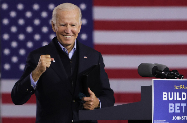 LGBTQI: If you like marrying animals, leave us out - Joe Biden cautioned