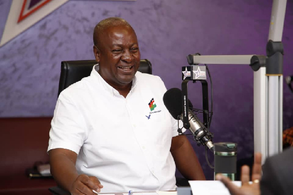 2020 Polls: 'Cut off my head if Mahama does not win' - Spiritualist