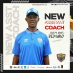Just In: Asare Bediako resigns as assistant coach of Hearts of Oak