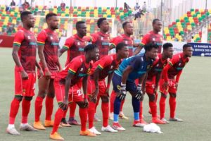 VIDEO: Watch highlights of Kotoko's 5-2 win over lower tier side Ebony FC