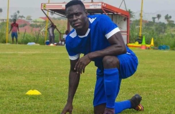 Kwame Poku scores twice to rescue a draw for Kotoko in Samartex friendly