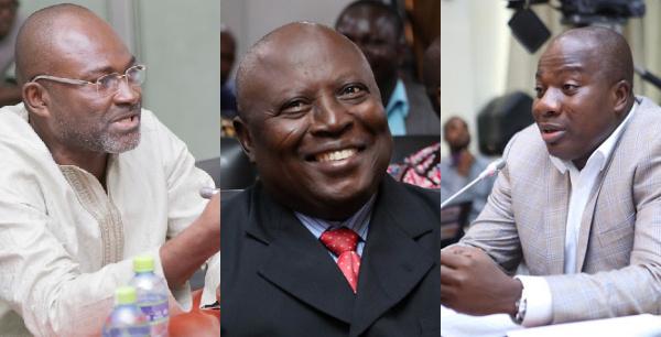 Mahama Ayariga denies knowledge of Martin Amidu's medical records