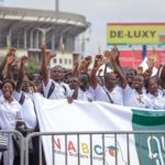Joy for NABCo interns as government gives clearance for their employment