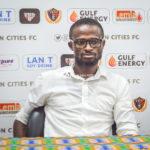 Legon Cities target Samuel Boadu, Ignatius Osei Fosu as new coach