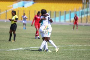 PHOTOS: Black Princesses beat Young Lioness of Morocco