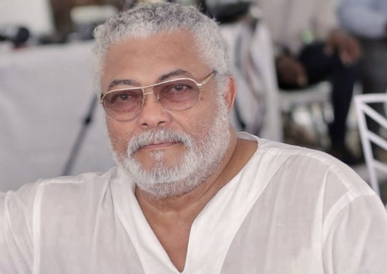 'Behind the perfection' - Bright Philip Donkor wites on Rawlings' death