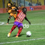 Hearts of Oak's Patrick Razak named MOTM in Ashantigold draw