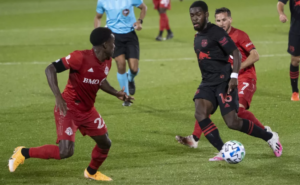 Toronto FC's Richie Laryea available for Nashville clash