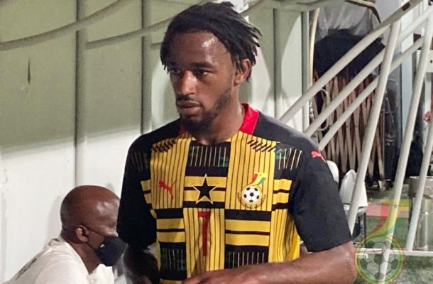 I want to win trophies for Ghana - Tariq Fosu